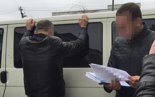 СБУ поймала на взятке чиновника Киевоблэнерго