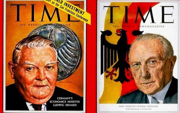 Немецкое чудо или как Германия  вставала с колен