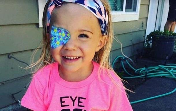 Фотография спасла ребенка от 10-ти опухолей в глазу