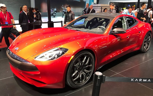 Первый электрокар от Aston Martin