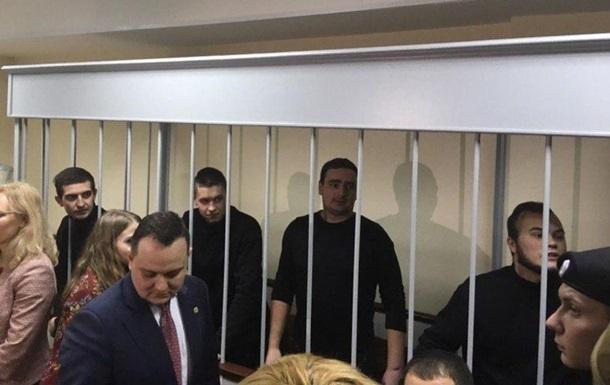 Московский суд продлил арест 12 украинским морякам