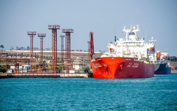 В Украине переименовали три морских порта