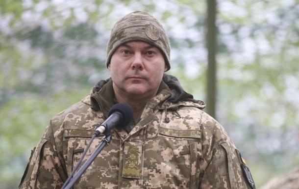 ЗСУ повернули 20 квадратних кілометрів Донбасу - Наєв