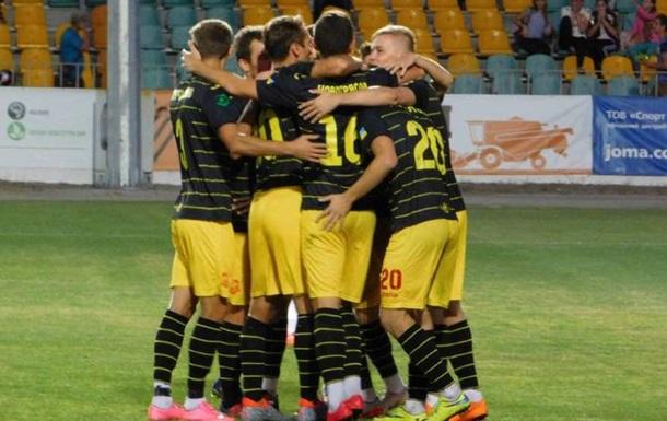 Кубок Украины по футболу: в финал впервые вышла команда низшего дивизиона