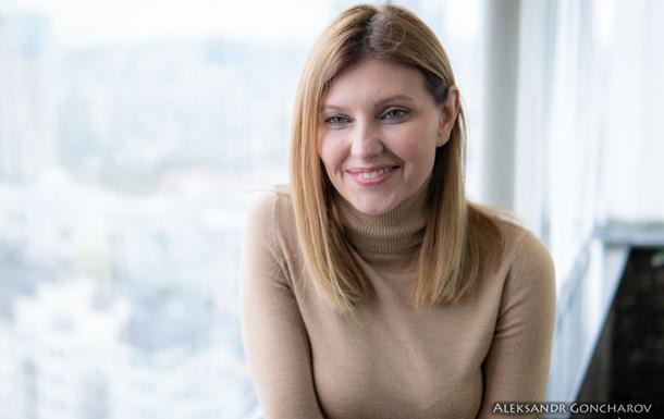 Дружина Зеленського не радила йому спілкуватися з журналістами
