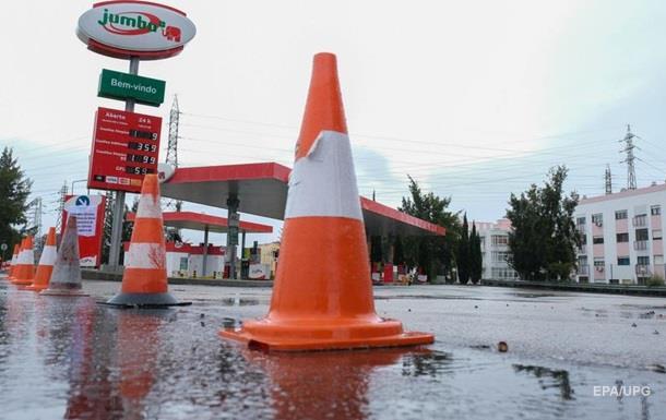 У Португалії АЗС закриваються через брак бензину