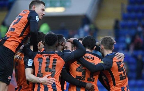 Шахтар дотиснув Дніпро-1, забивши два голи на останніх хвилинах