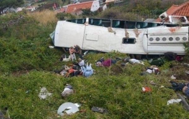 На Мадейрі 28 людей загинули в ДТП з автобусом