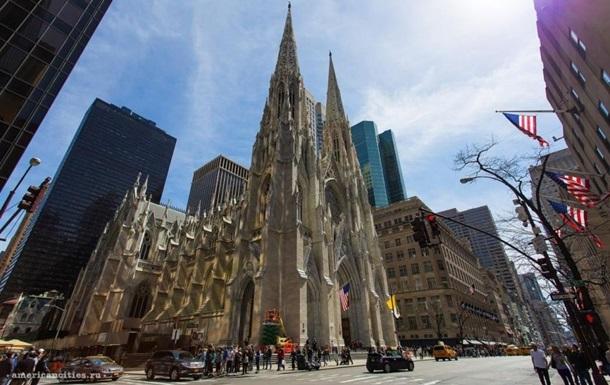 У Нью-Йорку чоловік намагався спалити собор