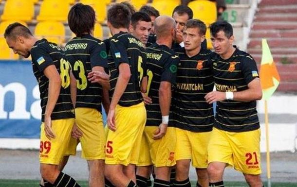 Ингулец - Заря 2:1 видео голов и обзор матча полуфинала Кубка Украины