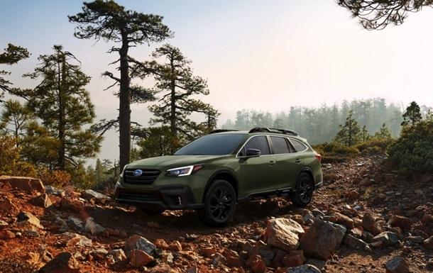 Subaru официально представил новый Outback 2020