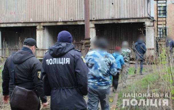 В Черкассах нашли 17 нелегалов из Китая