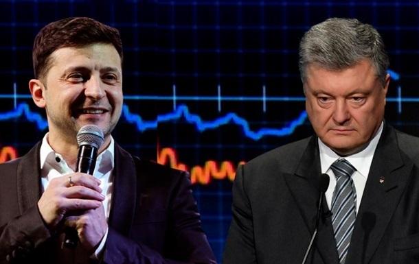 Порошенко и Зеленский записали обращения