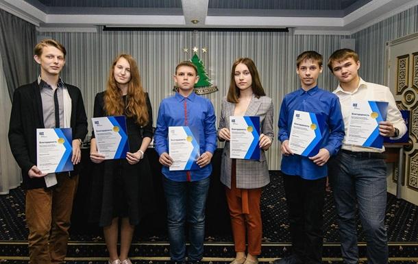 Борис Колесников наградил школьников Донбасса поездкой в Диснейленд