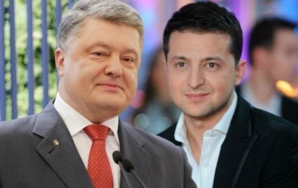 Дебаты Зеленского и Порошенко покажут 20 зарубежных каналов