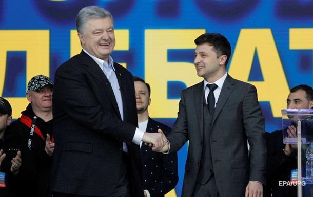 Порошенко висловив надію на альянс із Зеленським