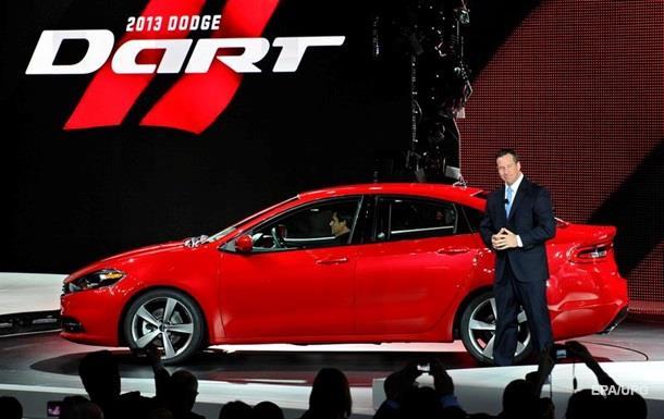 Fiat Chrysler отзывает 320 тысяч автомобилей