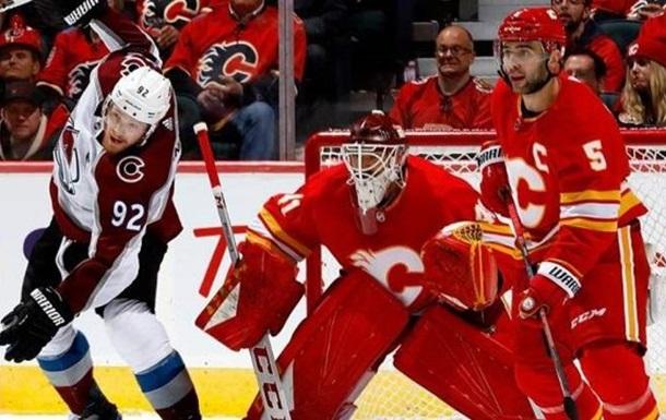 Оба победителя конференций НХЛ вылетели в первом раунде Кубка Стэнли