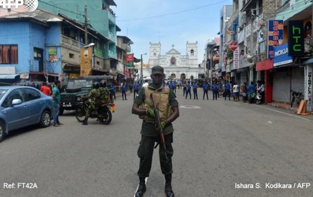 Взрывы на Шри-Ланке: 180 погибших, 400 раненых