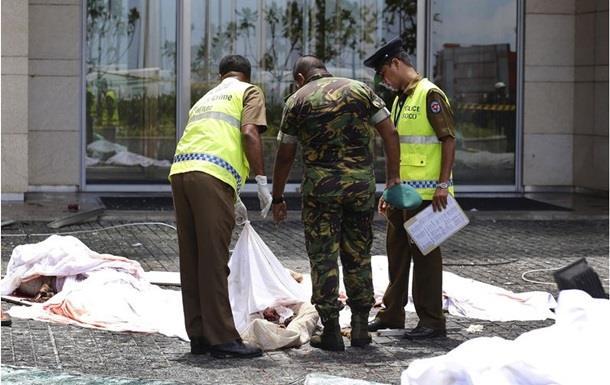 Під час вибухів на Шрі-Ланці загинули 35 іноземців