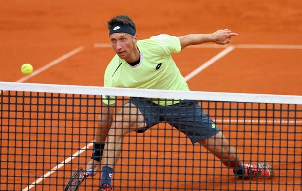 Стаховський програв у фіналі кваліфікації в Будапешті