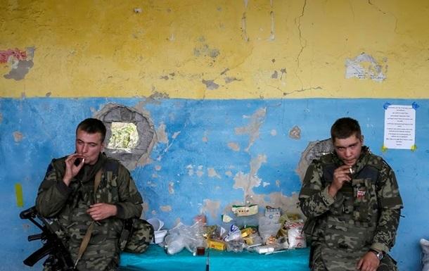 На Донбассе сохраняется  тишина  в день выборов