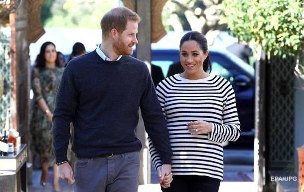Принца Гаррі та Меган Маркл планують переселити в Африку - ЗМІ