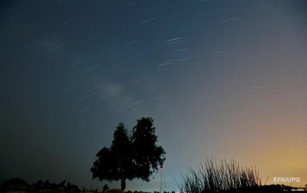 Сегодня ночью можно увидеть пик весеннего звездопада