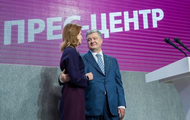 Порошенко визнає перемогу Зеленського на виборах