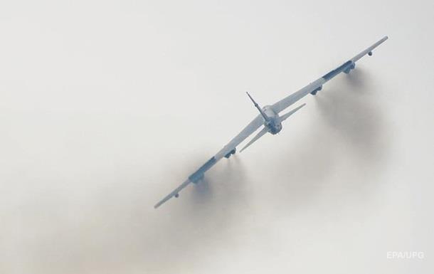 Ядерный бомбардировщик B-52 запустили взрывом