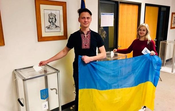 Вибори президента України: завершилося голосування за кордоном