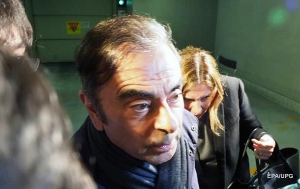 Екс-главі Nissan висунули нове звинувачення