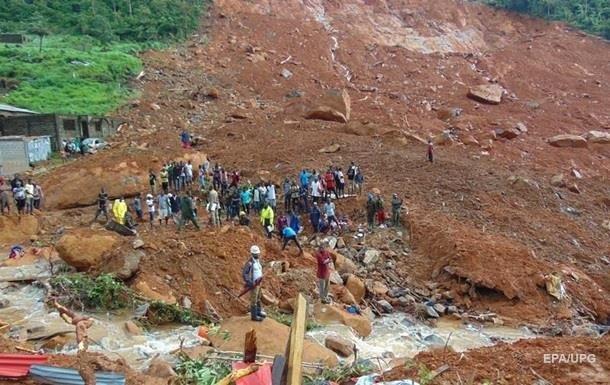 У Колумбії через зсув загинули близько 20 осіб