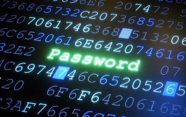Складено рейтинг найгірших паролів