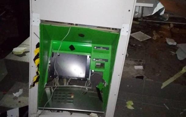 Під Дніпром в будівлі сільради підірвали банкомат