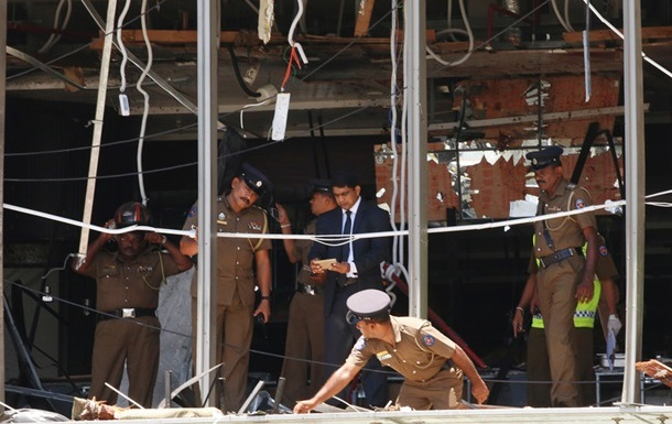 ЗМІ назвали відповідального за вибухи на Шрі-Ланці