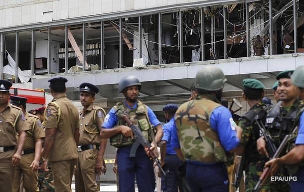 На Шрі-Ланці прогримів новий вибух