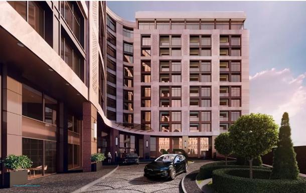 Linden Luxury Residences: идеальное решение фасада