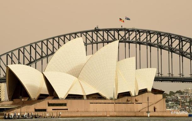 Из здания Сиднейского оперного театра эвакуировали 500 человек