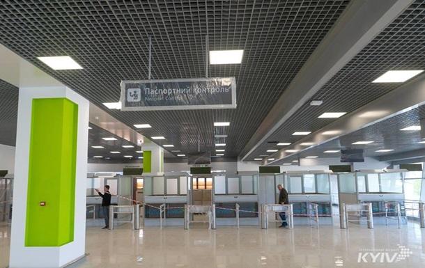В Киеве  заминировали  аэропорт