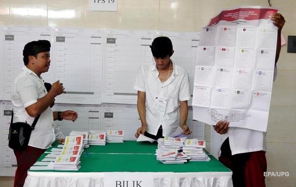 В Индонезии 92 человека погибли, подсчитывая голоса после выборов