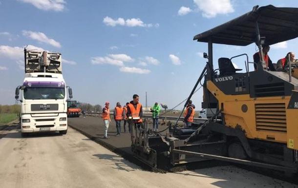 Строительство автобана Киев-Одесса оценили в миллиард долларов