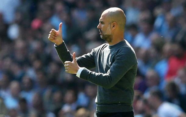 Гвардіола: Завтра чекаю кращу версію Манчестер Юнайтед