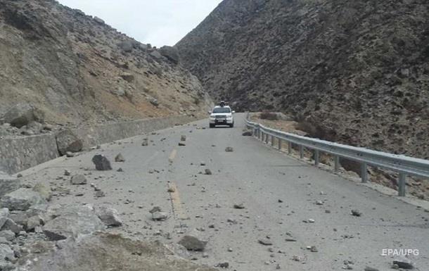 У Тибеті стався потужний землетрус