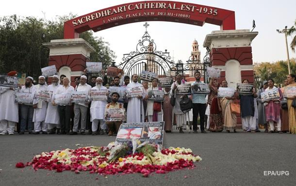 Кількість жертв терактів на Шрі-Ланці збільшилася