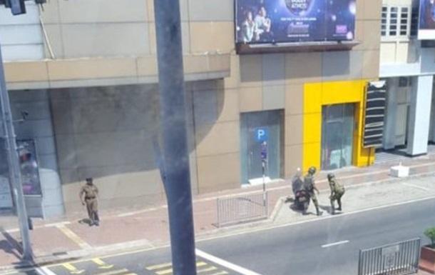 У кинотеатра в Коломбо произошел взрыв - СМИ