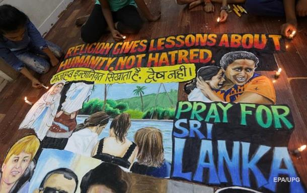 В атаках на Шри-Ланке участвовали девять смертников - СМИ