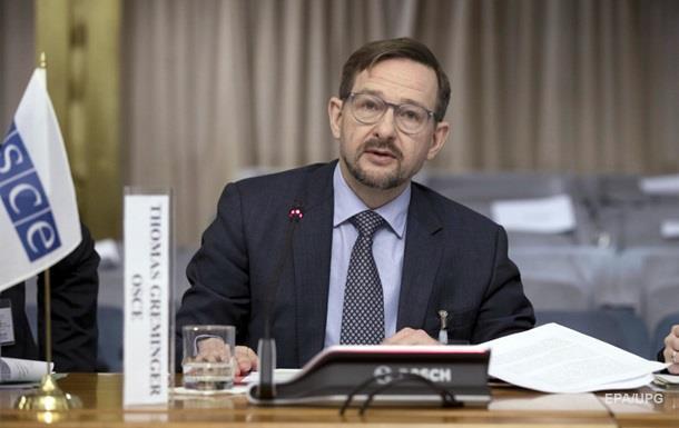В ОБСЄ прокоментували перемогу Зеленського