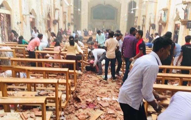 Теракты на Шри-Ланке: поведение властей весьма мутное