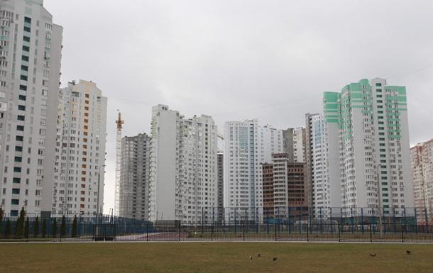 В Україні різко зросли обсяги будівництва